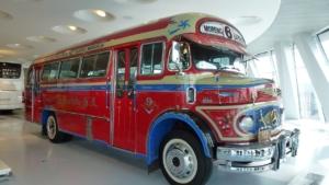 Mercedes-Benz Museum Bus