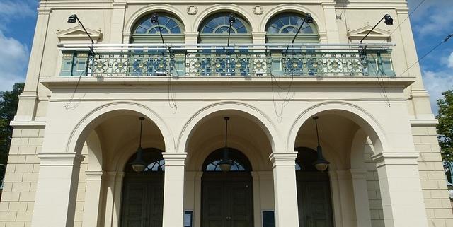 Wilhelma Eingang