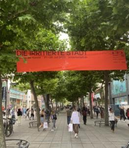 irritierte Stadt - Stuttgart